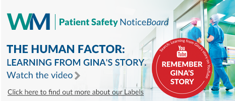 Medical Labels Gina's Story