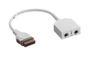 Temperature adaptor cables